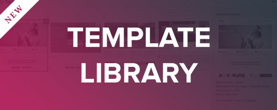 Why You Need a Template Library